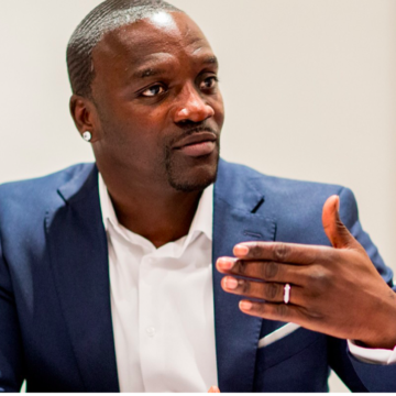 Akon Continues With Plans to Construct 'Akon City' in Senegal Despite Pandemic