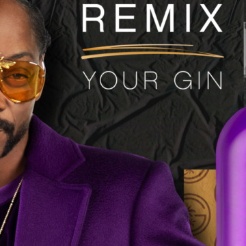 Rapper and Entrepreneur Snoop Dogg is launching New Gin Line – I wrote 'Gin & Juice' back in '94