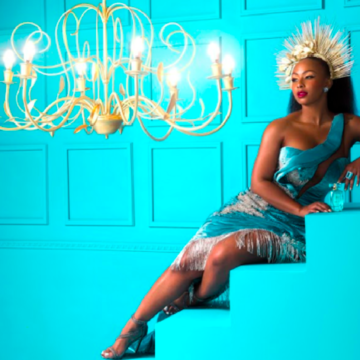 Boity launches perfume range at R1,500 a bottle
