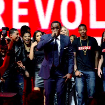 Diddy's REVOLT TV to Expand It's Programming in a New Deal with Comcast