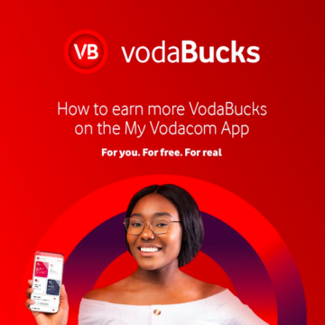 All Vodacom clients can now buy clothes, food with VodaBucks – here's how it works