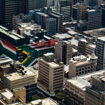 The Free Wi-fi hotspot in City of Joburg will help disadvantaged students