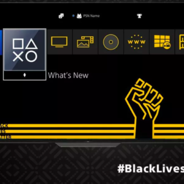 Sony Show Love and Support to Black Lives Matter Movement (BLM)
