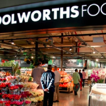 Woolies Opened a Standalone Liquor Store in Joburg
