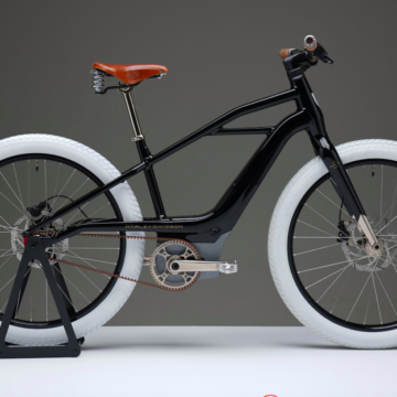 Harley-Davidson Expands its range & Move into the Electric Bicycle Business
