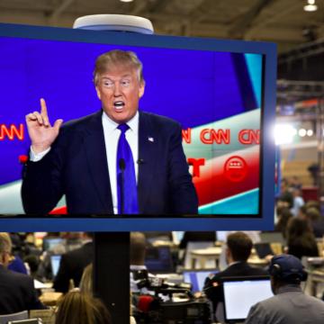 CNN International Executive Mike McCarthy's take on Twitter & Facebook ban on Trump