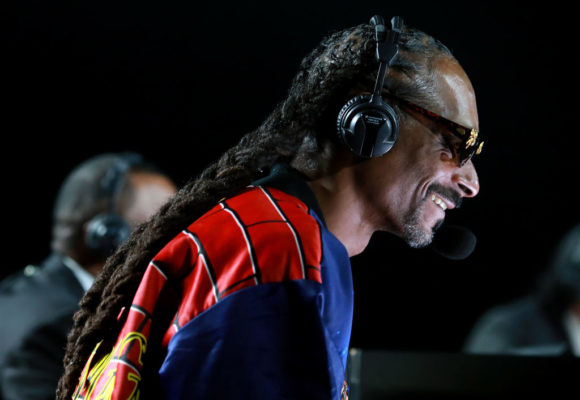 Snoop Dogg Collaborate with Social Video Platform, Triller to Start New Boxing League The Fight Club