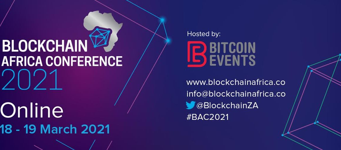 Blockchain Africa Conference 2021: Beyond the Hype, Goes Online