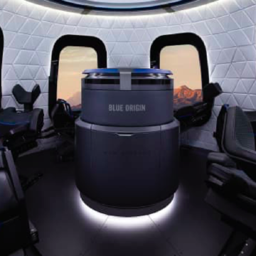Jeff Bezos's Blue Origin Tickets Goes On sales – Are you ready?