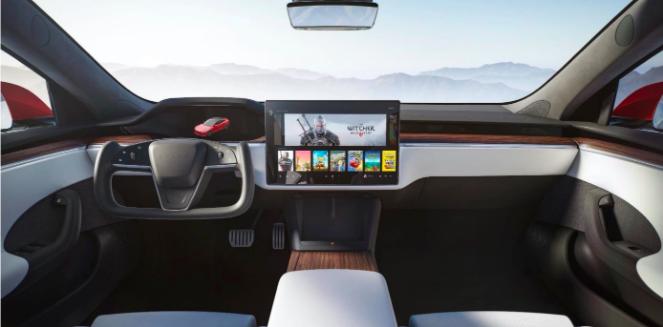 Tesla's Model S and Model X's new Interior Revealed