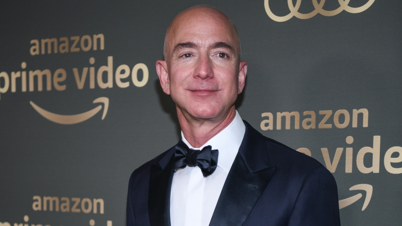 Jeff Bezos on Amazon's Acquisition of MGM to Compete with other Streaming Services