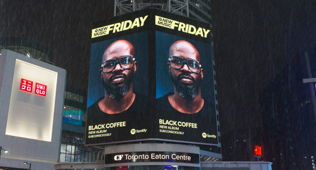 Black Coffee Talks About his Latest Releases Album 'Subconsciously'