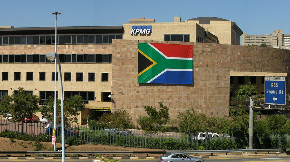 KPMG Stops Consulting Work for JSE-listed Companies