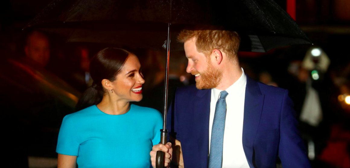 Prince Harry and Meghan Markle to Release their 1st Project with Netflix