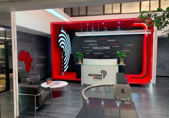 Newzroom Afrika Gives Back to Coastal Community TV Stations