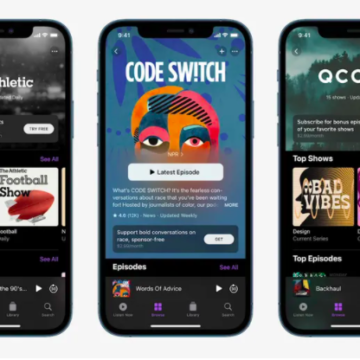 Apple to Roll out Subscriptions for Apple Podcasts