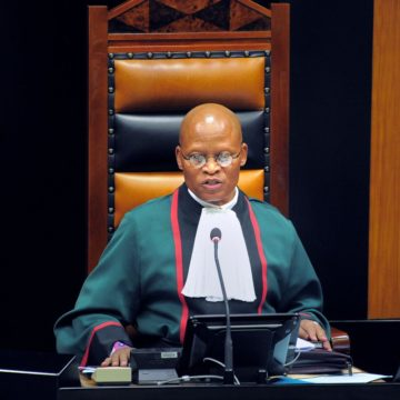 Who Will be the Next Chief Justice after Justice Mogoeng Mogoeng?