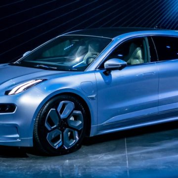 Automaker Geely launched a High-end Electric car brand called Zeekr