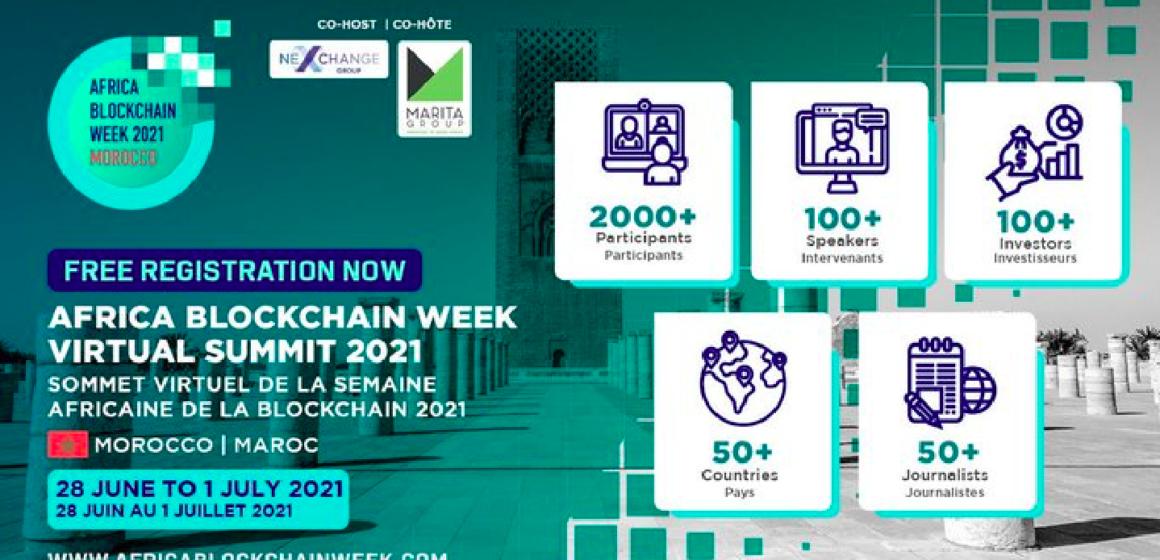 NexChange Group and Marita Group Co-Host Africa Blockchain Week Virtual Summit