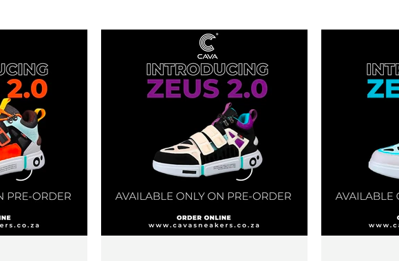 The Brains behind Cava Sneakers, SA's newly Launched Sneaker Brand