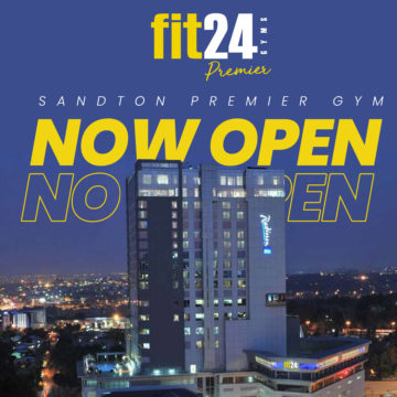 Fit24Gyms Premier Sandton launches at Radisson Blu Hotel