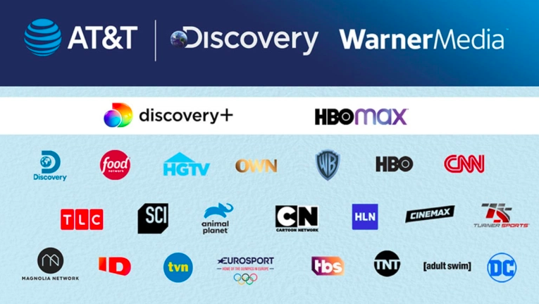 Discovery and WarnerMedia's New Company will be called Warner Bros. Discovery