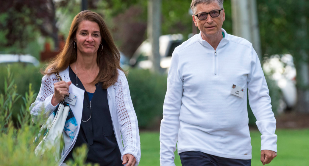 Exclusive: Bill and Melinda Gates Splitsville after 27 years of Marriage