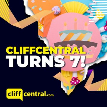 #CliffCentral Celebrate 7 years of Podcasting