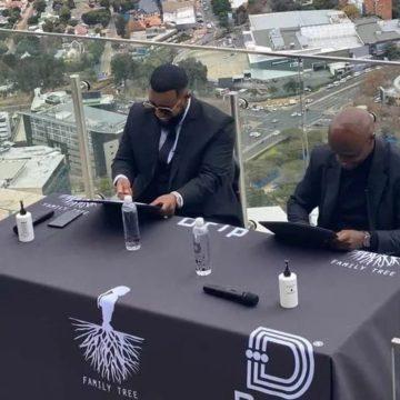 Rapper & Businessman Cassper Nyovest Signed a Deal with Drip, Sneaker Brand