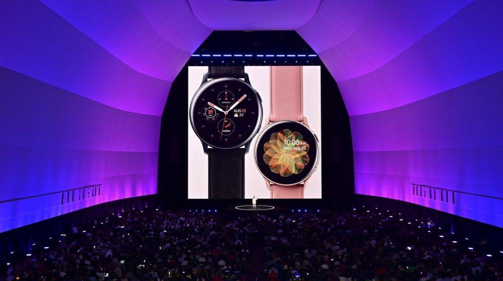 Samsung Unveils new Smartwatch Interface