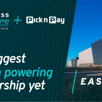 Pick n Pay and Fortress Partner to Develop a Distribution Centre