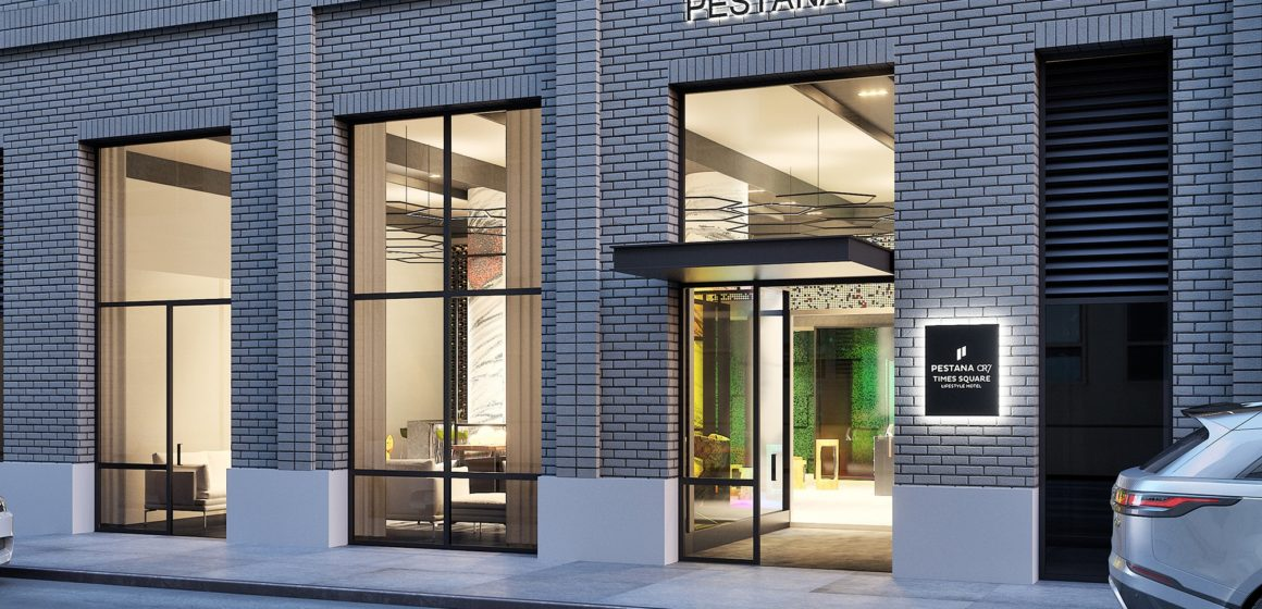 Look Inside Cristiano Ronaldo's New Pestana CR7 Hotel in New York