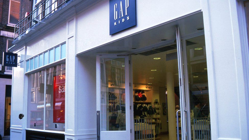 Gap will Close its 81 stores in UK and Move the Business Online
