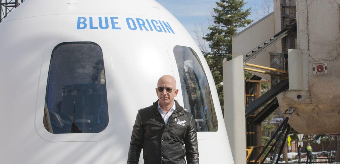 Jeff Bezos really wants NASA's Lunar Lander Contract
