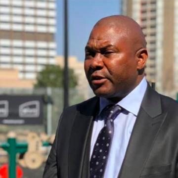 Meet Newly Elected Joburg Mayor Jolidee Matongo