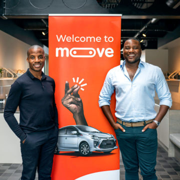 Moove Raises R340m to Finance Drivers' Cars in South Africa, Ghana and Nigeria