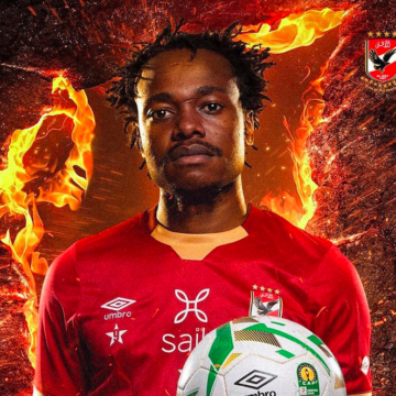Percy Tau's Move from English Premier League side Brighton to Al Ahly – Podcast