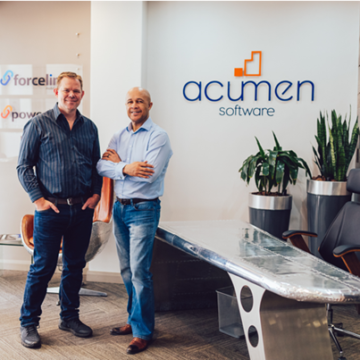 Acumen Software's Disruptive Platform Puts Citizens in the Driving Seat
