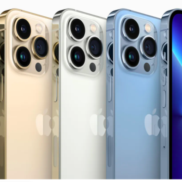 Apple Unveiled New iPhone 13 With Camera, Chip and Screen Upgrades