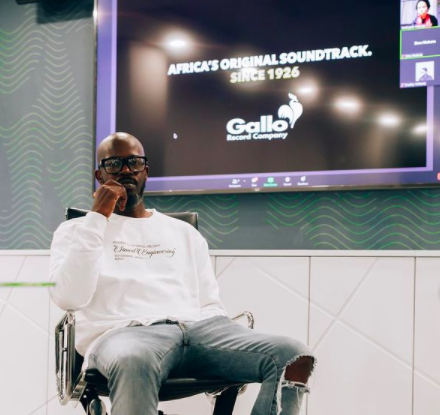 Gallo Music and Black Coffee Partner with Content Connect Africa to Highlight African Music