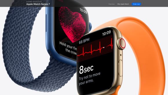 Gadget Review: Apple Watch Series 7 review by Brian Heater